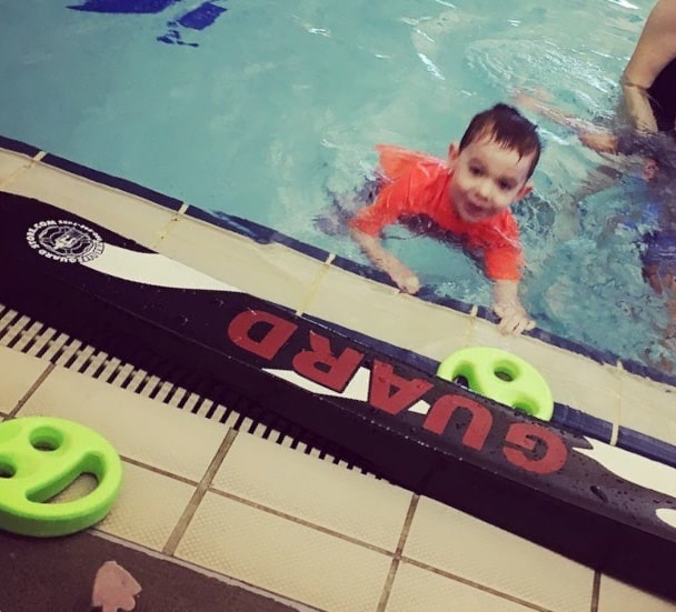 Swimming Lessons For Kids Could Give Them A Second Chance At Life