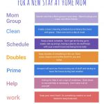 Top 8 tips for stay at home MOMS - Copy