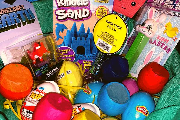 151 Non-Candy Easter Basket Ideas