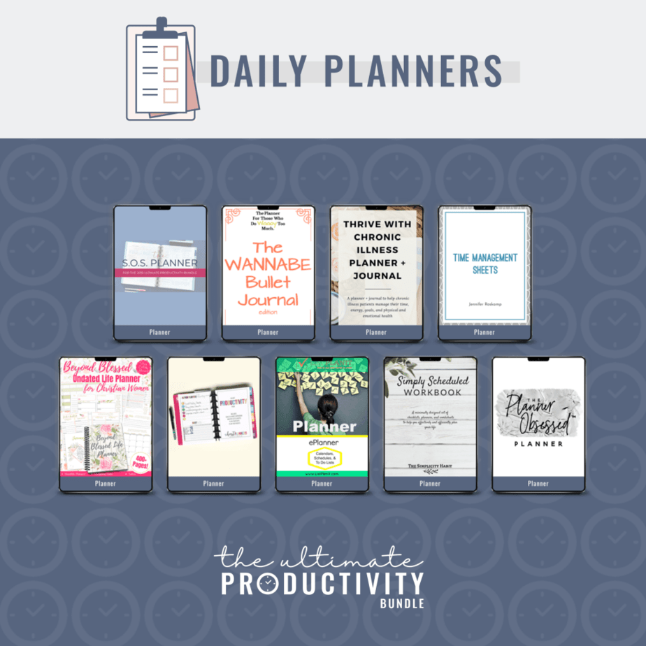PROD2019_Daily_Planners