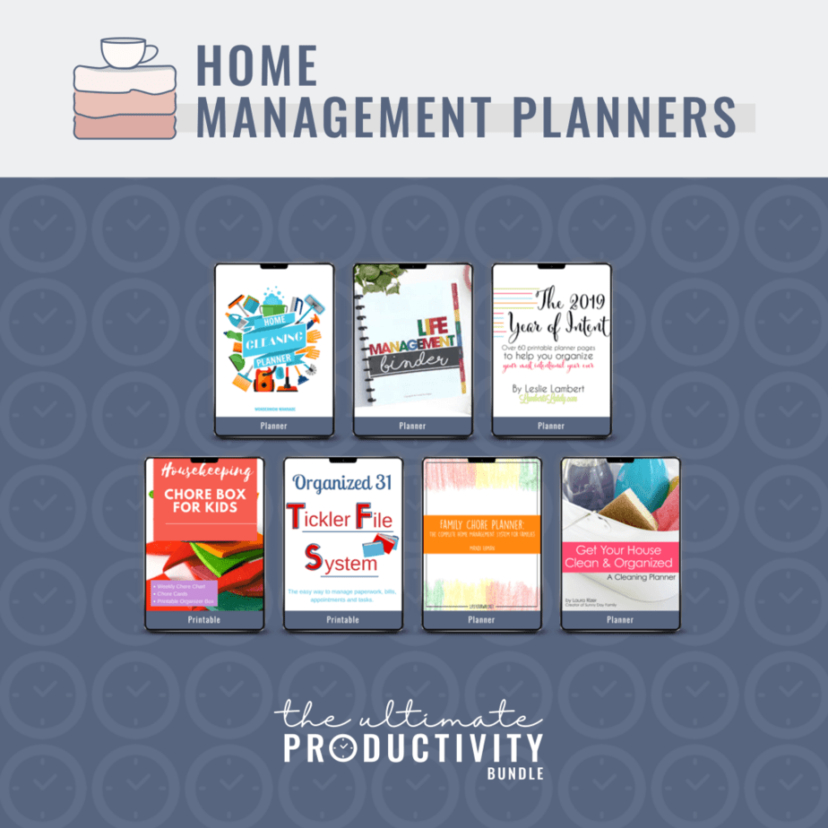 PROD2019_Home_Management_Planners