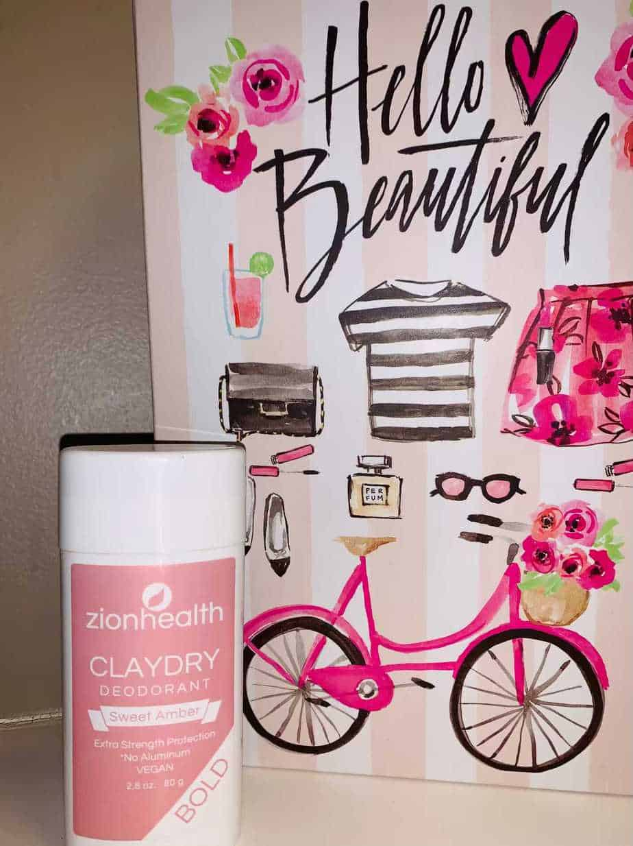 Clay deodorant switch & ditch review