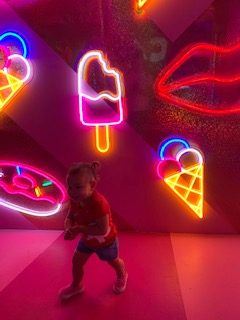 Bixbee Neon Lights