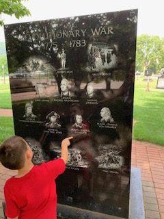 Revelotuionary War Monument