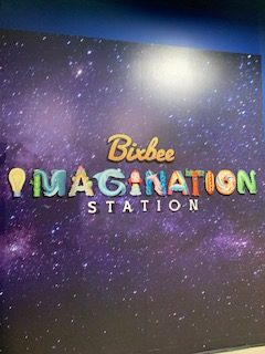 Our adventure through the BixBee Imagination Station