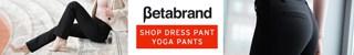 Shop Dress Pant Yoga Pants