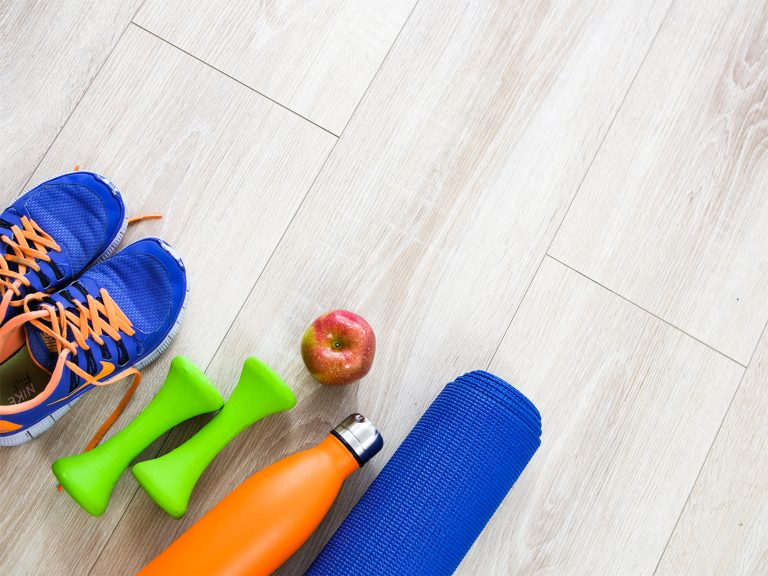 Easily Make Exercising a Habit as a stay at home mom