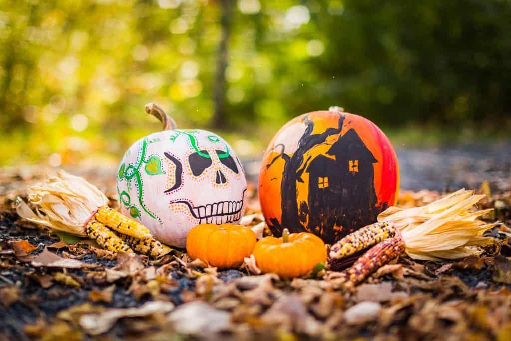 Halloween Pumplkins