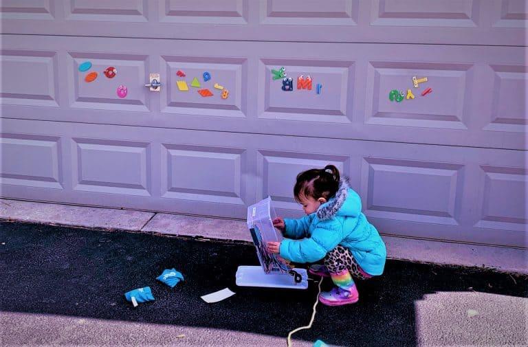 8 Fun Outdoor activities you can do on your garage door