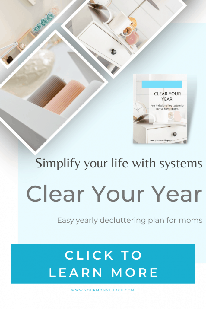 simplify your life with systems