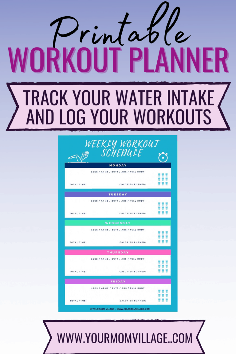 workout tracker