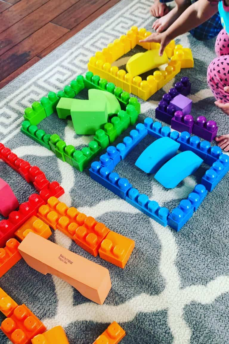 Tips for living clutter free with children