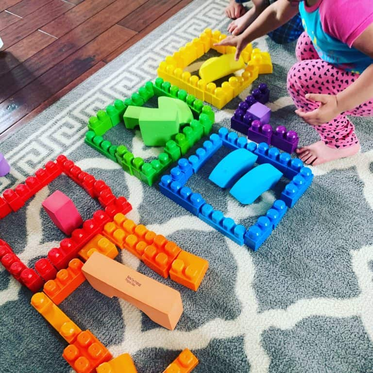7 Tips for living clutter-free with children