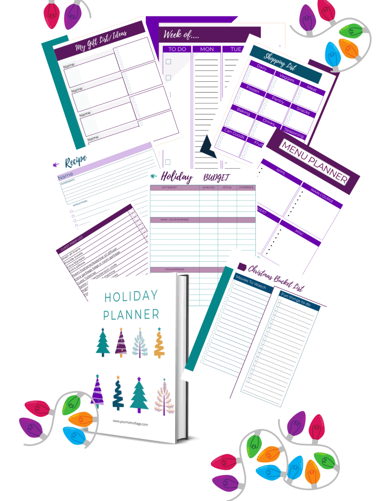 Holiday Planner Images