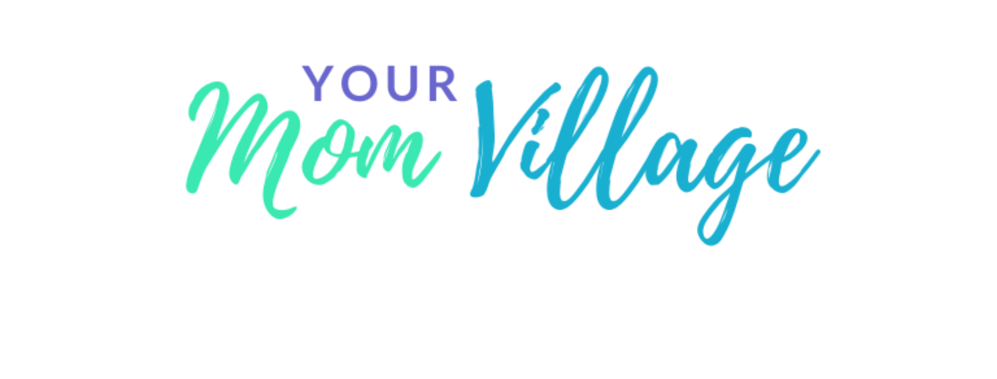 Your Mom Village Logo